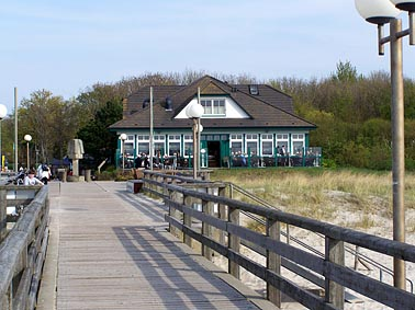 Wustrow Ostsee - Strand