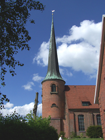 Kirche in Barmstedt
