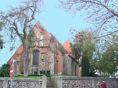 Kirche Grömitz