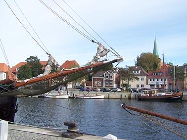 Neustadt - Ferien und Urlaub                           in Schleswig - Holstein