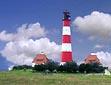 Westerhever - Ferien und Urlaub in                               Schleswig - Holstein